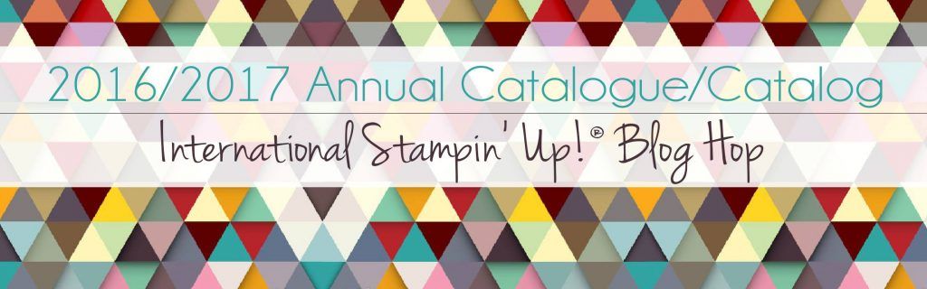 2016/2017 Annual Catalogue Blog Hop