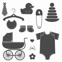 Stampin Up UK Stamp with Sarah Berry Something For Baby 134027
