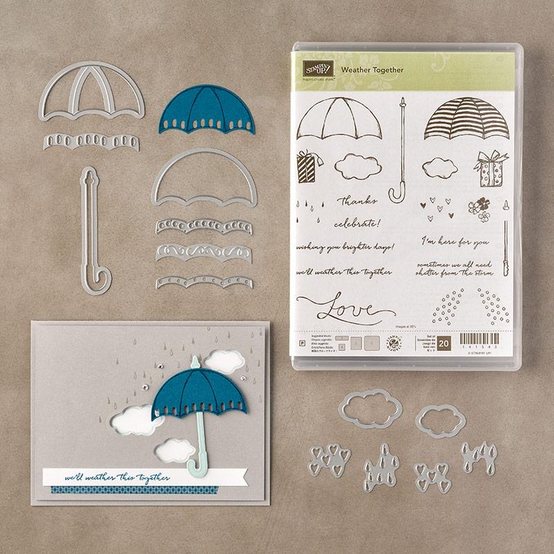 Weather Together Photopolymer Bundle