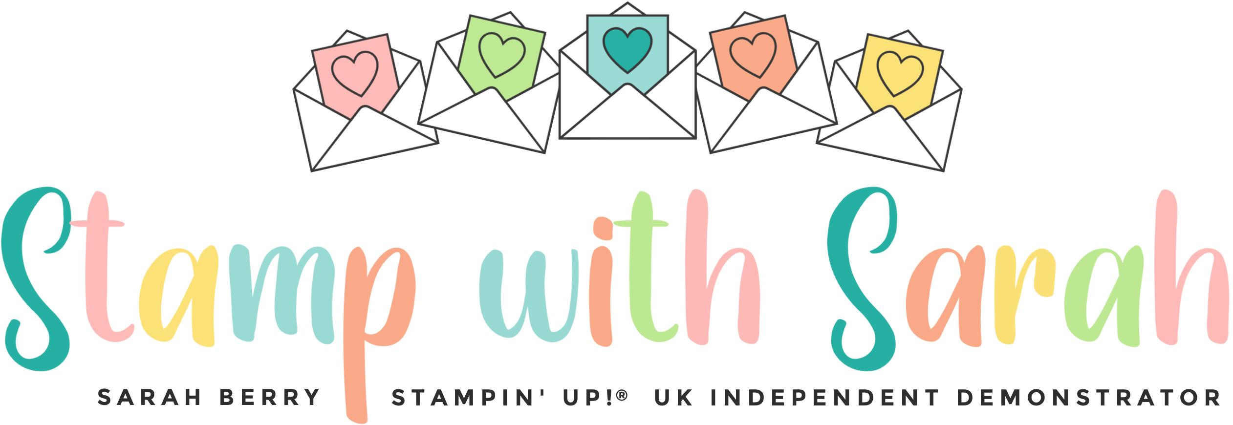 Shop for Stampin' Up! UK | Sarah Berry