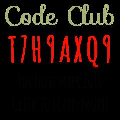 code-clubnovember2016