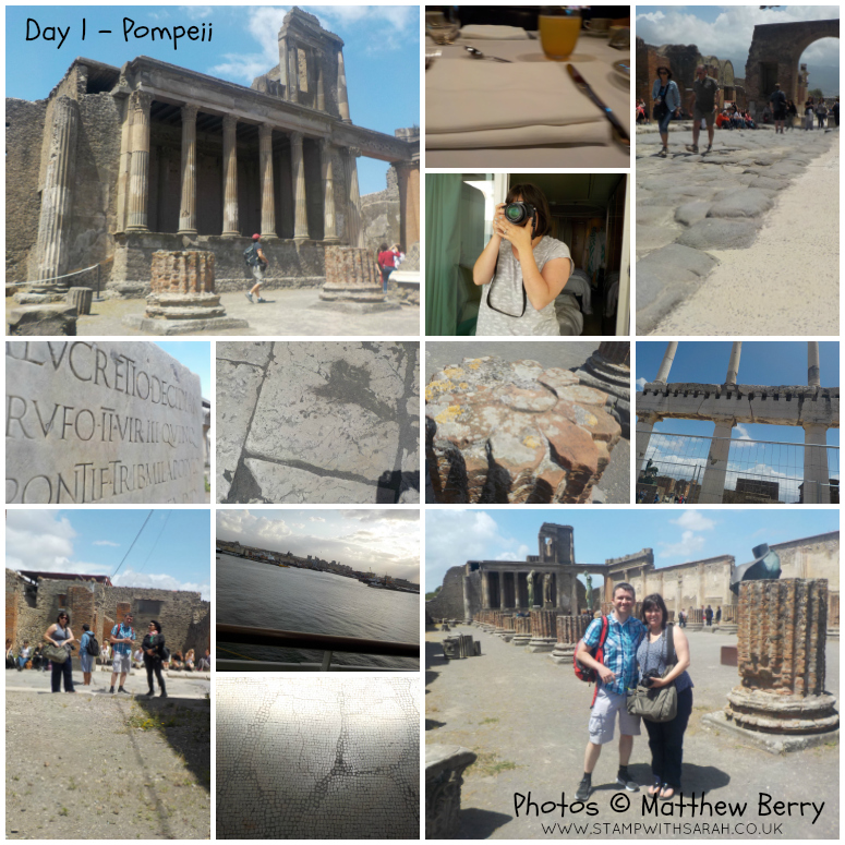 Day 1 Pompeii photos by Matthew Berry