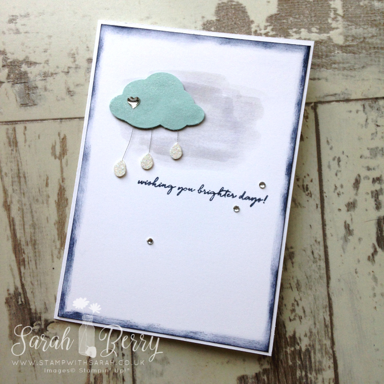 Exiting new weekly sketches at www.stampwithsarah.co.uk Strawberry Sketches #SS002