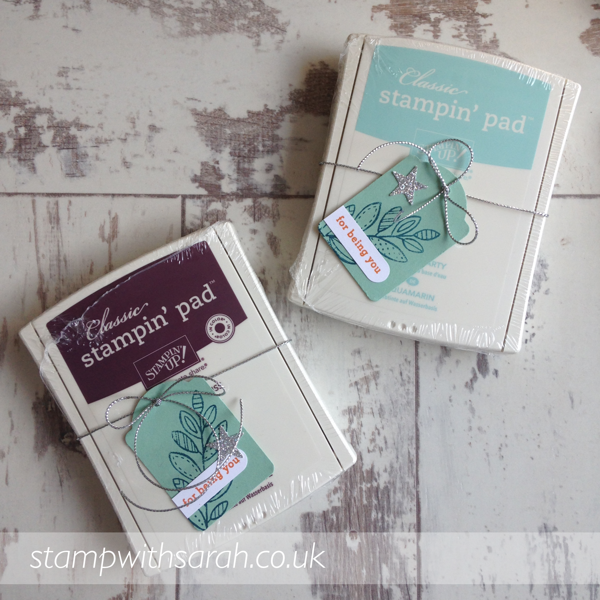 Gifts for the Strawberry Stampers