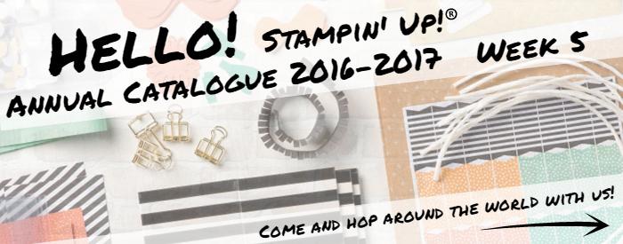 Hello Annual Catalogue Week5