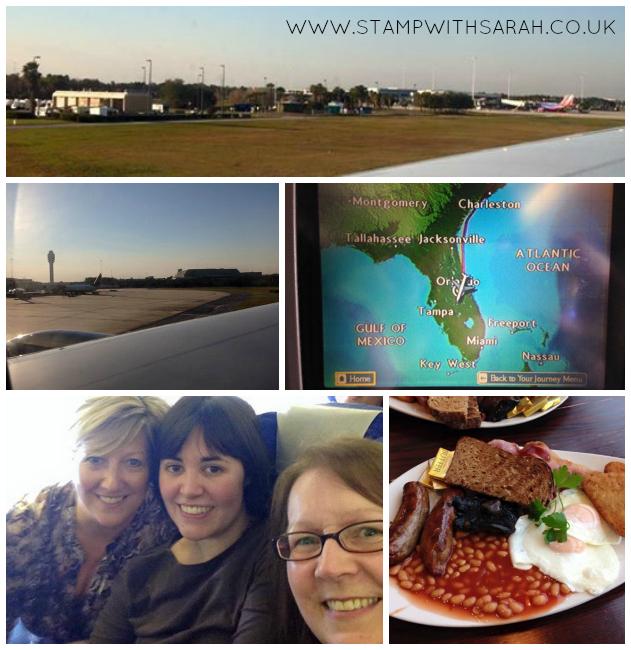 Stampin Up! UK Stamp with Sarah Leadership Adventure Day 1