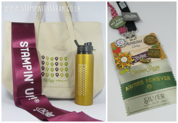 On Stage Bag & Badge Day 1