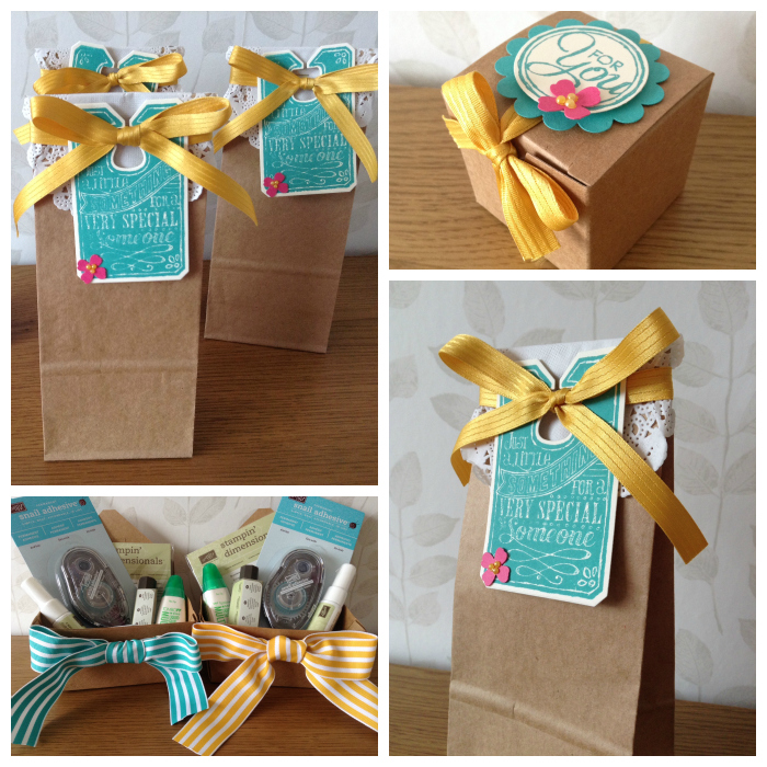 Paper craft Retreat Gifts