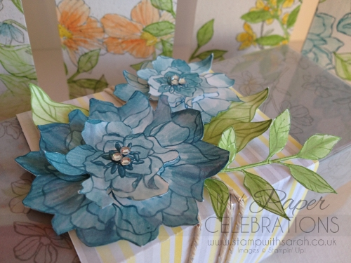 Peaceful Petals Box Close Up
