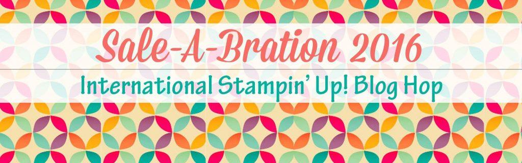 Sale-A-Bration 2016 International Blog Hop