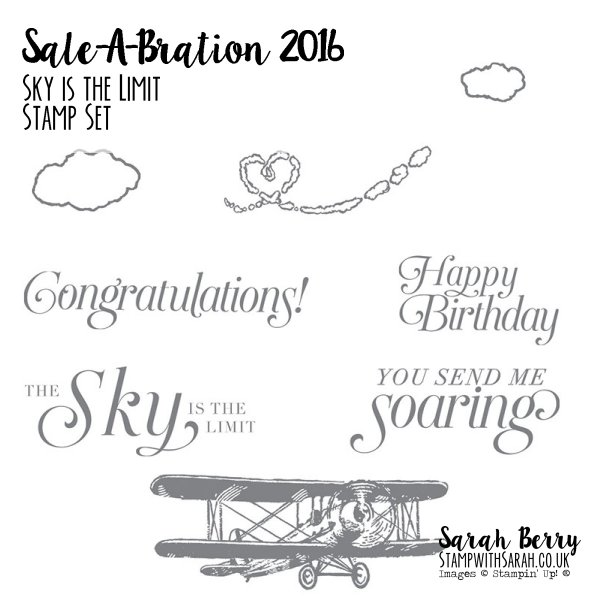 Sale-A-Bration Sly is the Limit Stamp Set