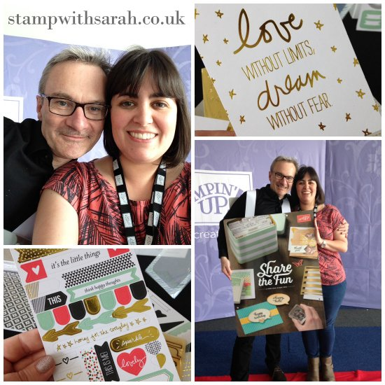 Stamp with Sarah Stampin Up UK Chris the Catalogue