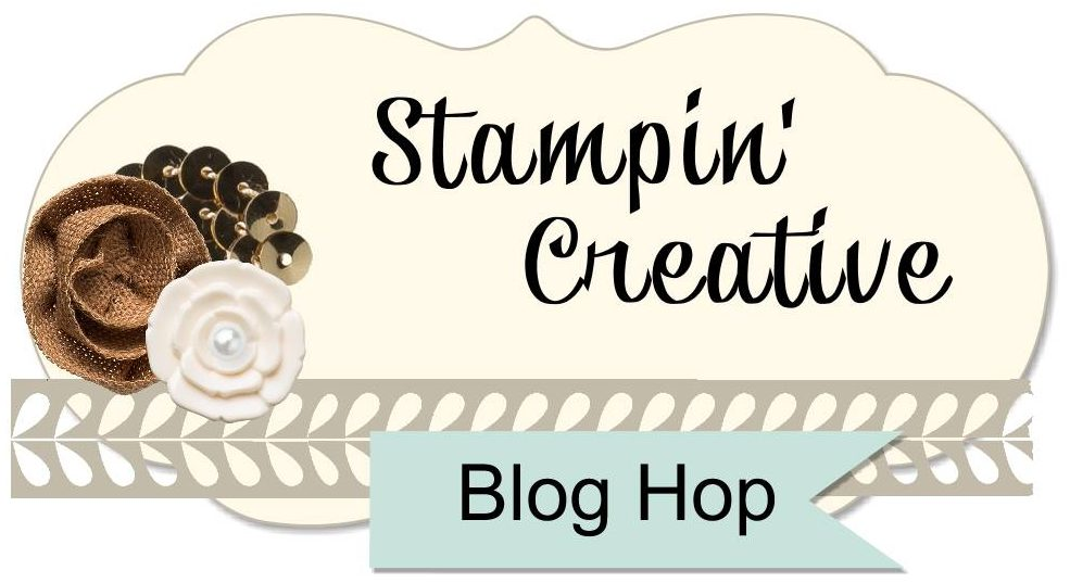 Stampin' Creative Blog Hop