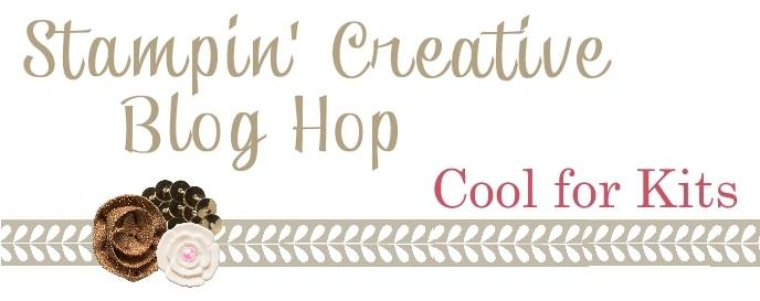 Stampin' Creative Cool for Kits Header