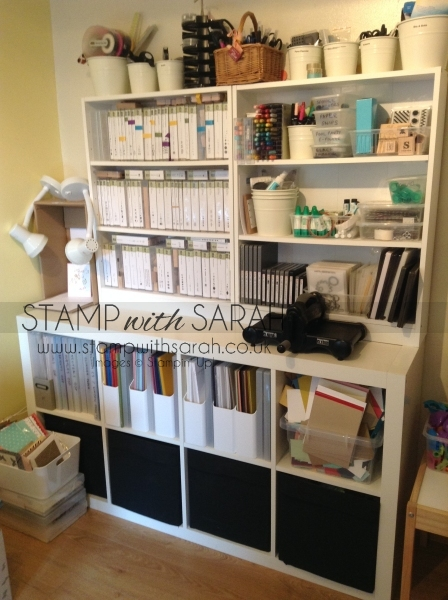 Stampin' Up! Craft Room-Office 3