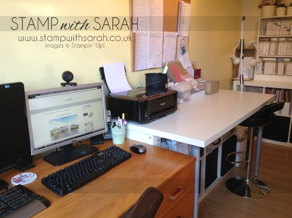 Stampin' Up! Craft Room-Office 7