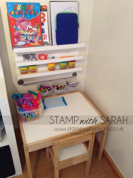 Stampin' Up! Craft Room-Office 8