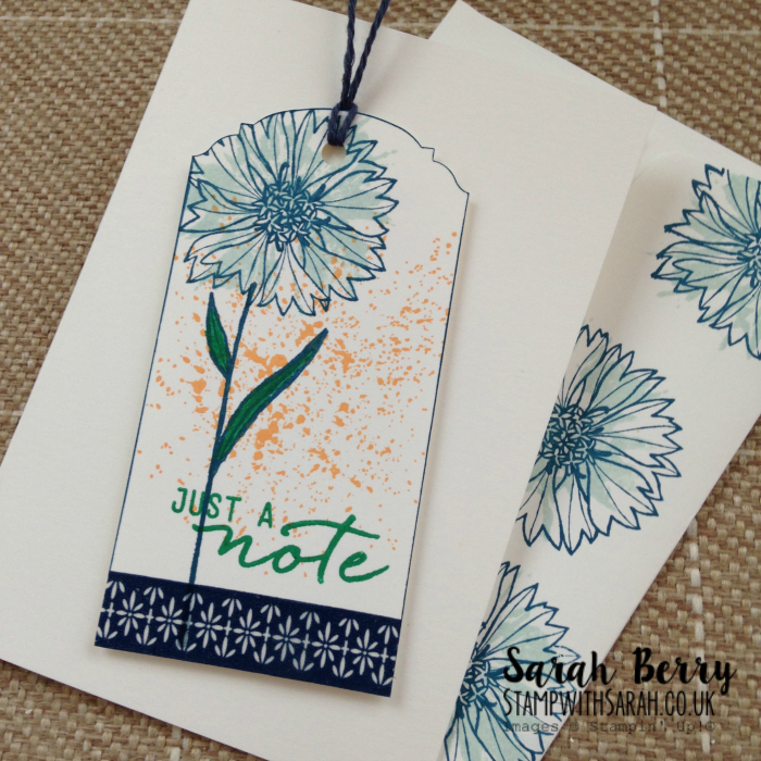Touch of Nature Hello Annual Blog Hop