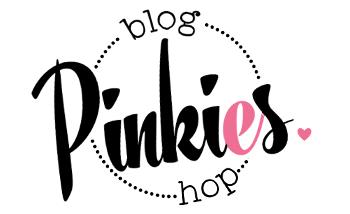 Pinkies Blog Hop Logo