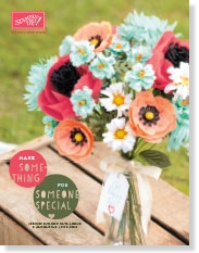 Stamp with Sarah Berry Stampin' Up! UK Spring Summer Catalogue 2015